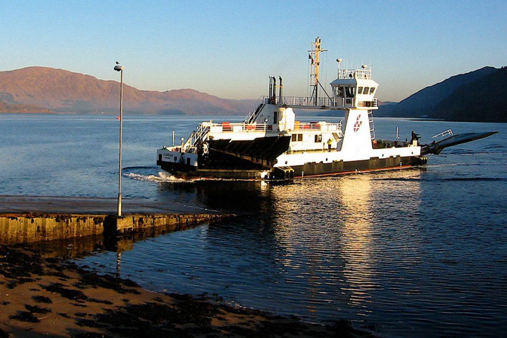 ard daraich corran ferry