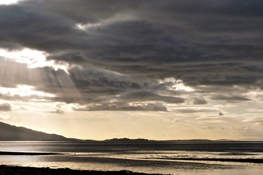 Ard Daraich - Fort William - Sun Rays