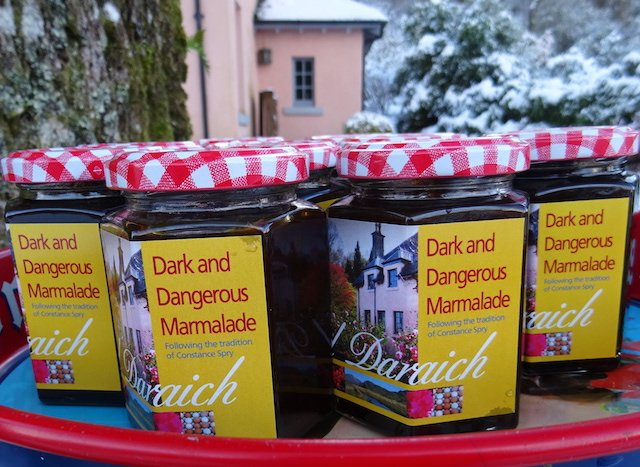 ard daraich self catering constance spry marmalade